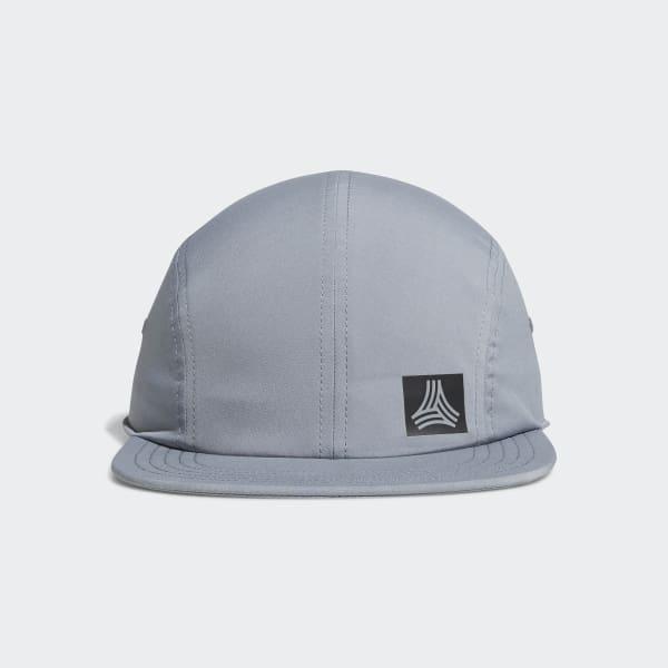 Tango Trainer Hat Grey CJ0470