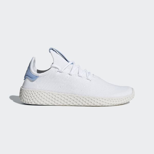Pharrell Williams Tennis Hu Shoes White CQ2302
