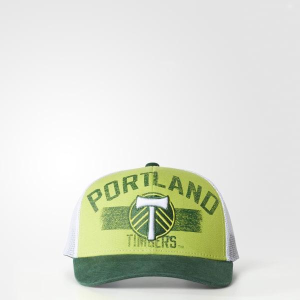 Portland Timbers Trucker Hat Multicolor BM8501