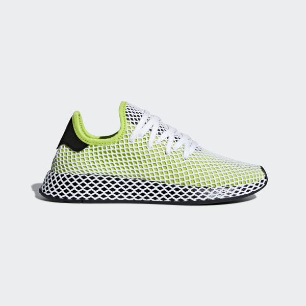 Deerupt Runner Shoes Green B27779