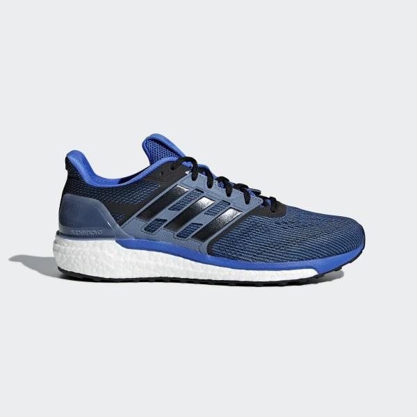 Supernova Shoes Blue CG4020
