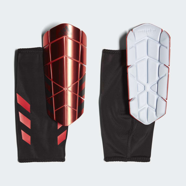 Ghost Pro Shin Guards Red CF0125