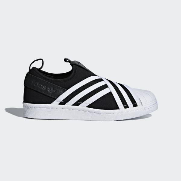 Superstar Slip-on Shoes Black AC8582