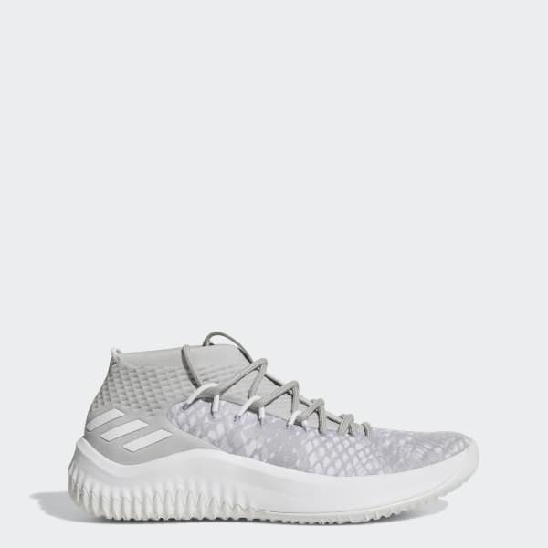 Dame 4 Shoes Grey BY4495