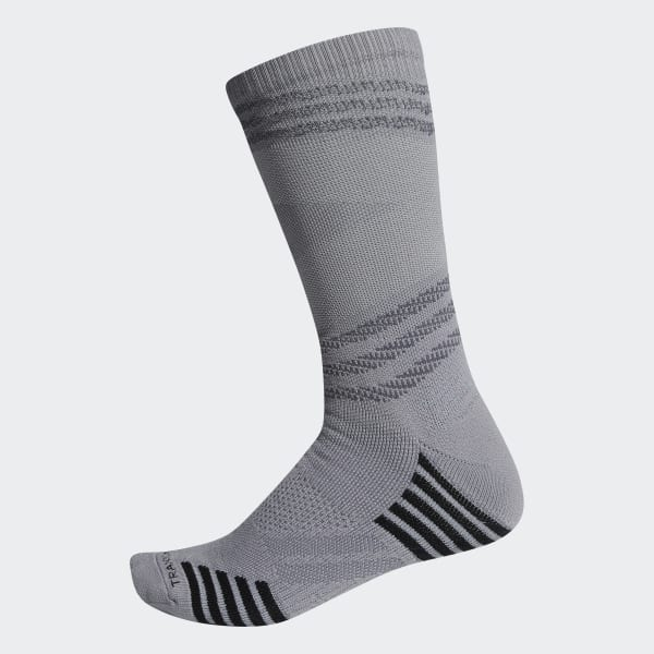 Speed Mesh Team Crew Socks Grey CJ5854