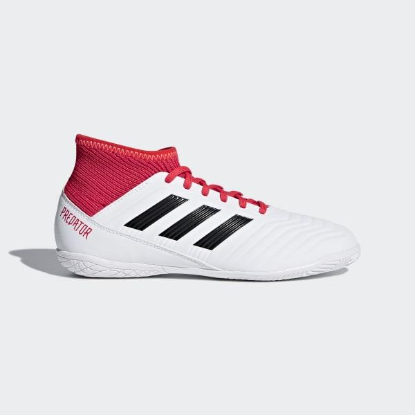 Predator Tango 18.3 Indoor Shoes White CP9073