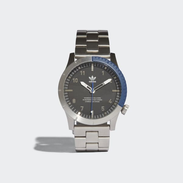 CYPHER_M1 Watch Silver CJ6314
