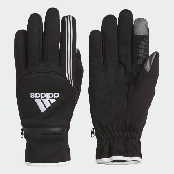 Padded Lacrosse Gloves Black CI8455