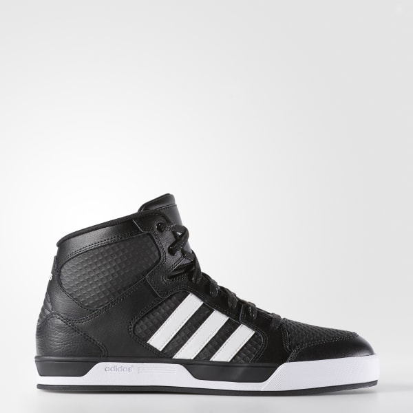 Raleigh Mid Shoes Black