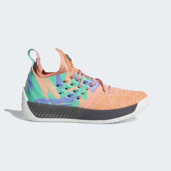 Harden Vol. 2 Shoes Orange AP9843