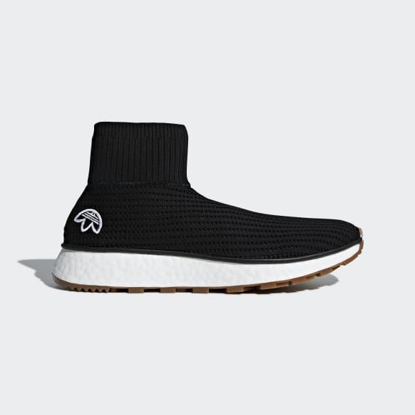 adidas Originals by Alexander Wang Run Clean Shoes Black AQ1230