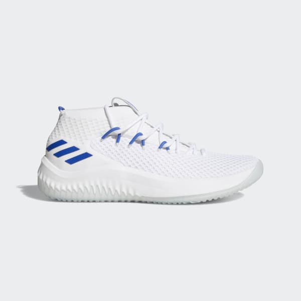 Dame 4 Shoes White AC8648