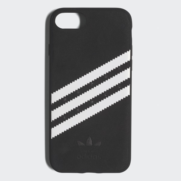 Moulded Case iPhone 8 Suede Black CJ1248