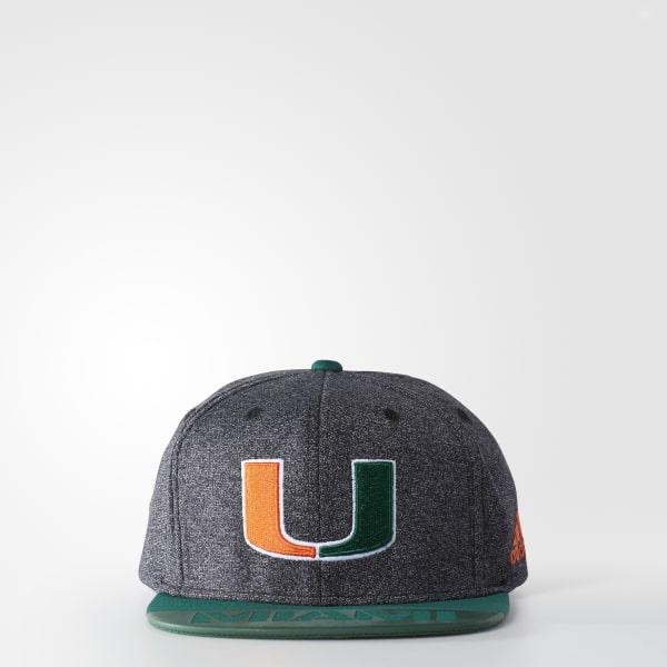 Hurricanes Flat-Brim Snapback Hat Multicolor BW5357
