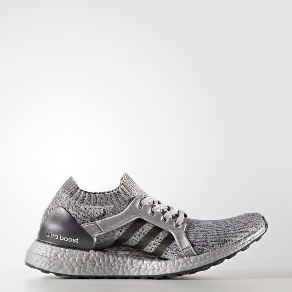 Ultra Boost X LTD Shoes Grey BA8005
