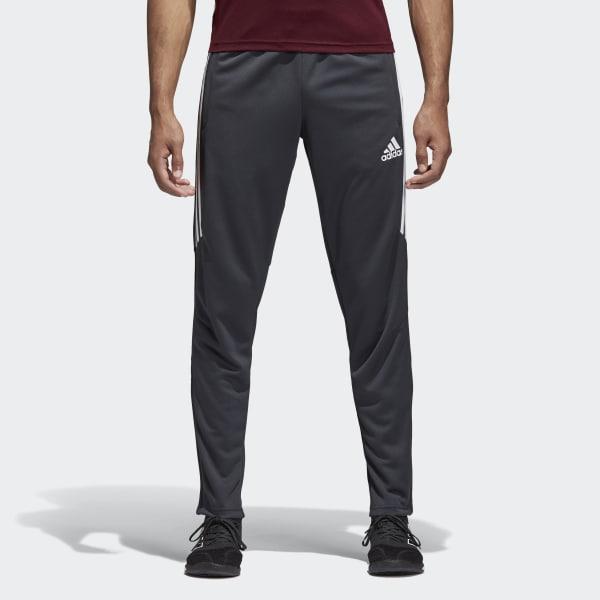 Tiro 17 Training Pants Grey BS3678