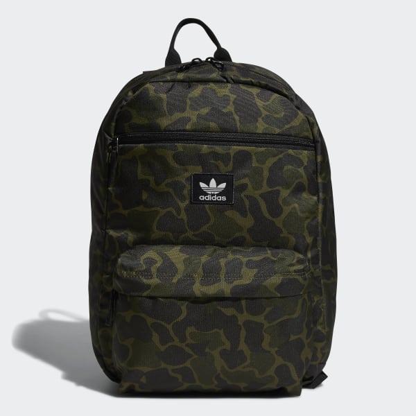 National Backpack Green CJ6528