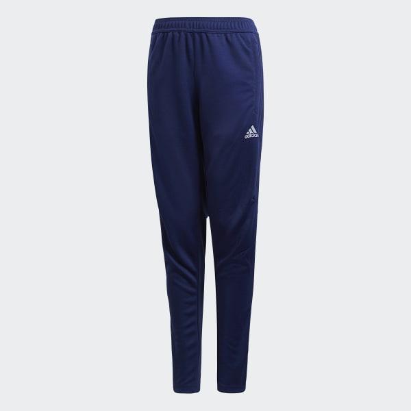 Tiro 17 Training Pants Blue BQ2730