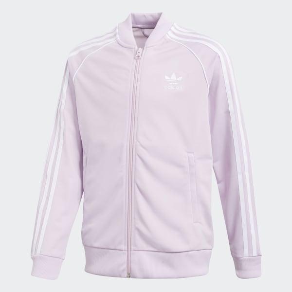 SST Track Jacket Pink CF8556