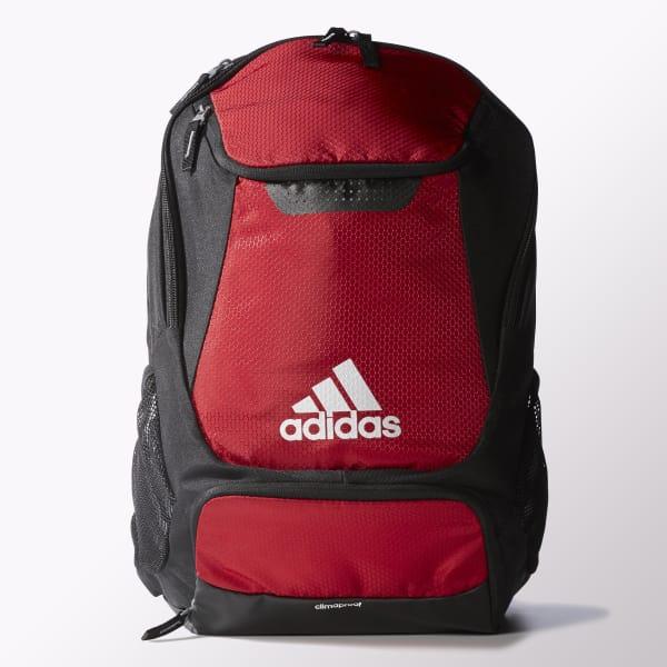 Stadium Team Backpack Red H77650