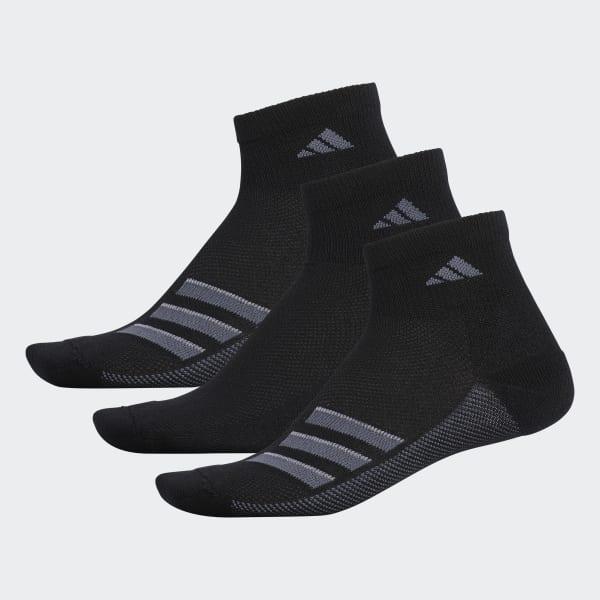 Climacool Superlite Stripe Quarter Socks Black CJ0625