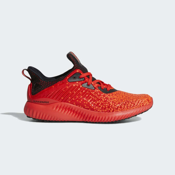 Alphabounce Shoes Red CQ1506