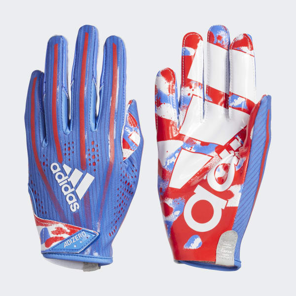 Adizero 5-Star 7.0 Tagged Gloves Blue CJ9088
