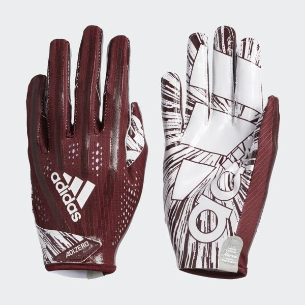 Adizero 5-Star 7.0 Gloves Red CJ7113
