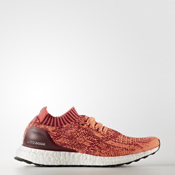Ultra Boost Uncaged Shoes Red BA9797