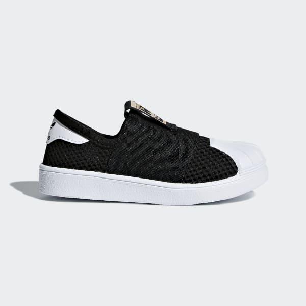 Superstar 360 Summer Shoes Black DB0922