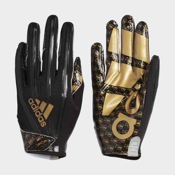 Adizero 5-Star 7.0 Snoop Money Bag Gloves Black CJ9100