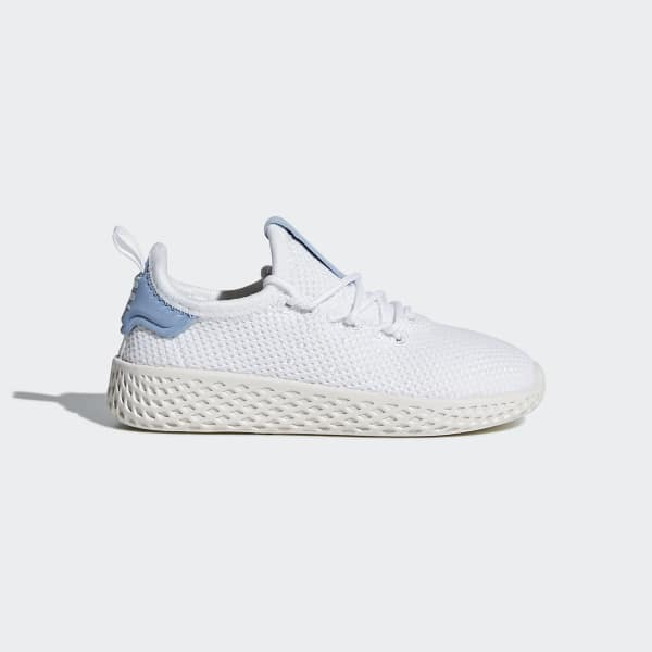 Pharrell Williams Tennis Hu Shoes White BB6830