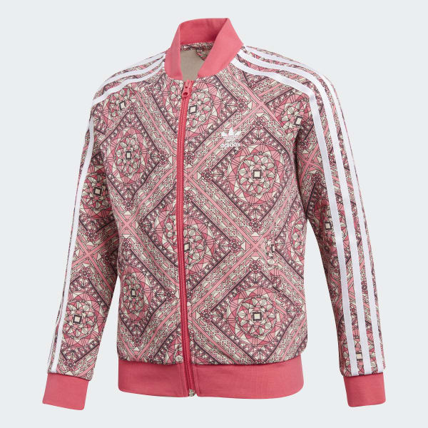 SST Track Jacket Multicolor CY2323