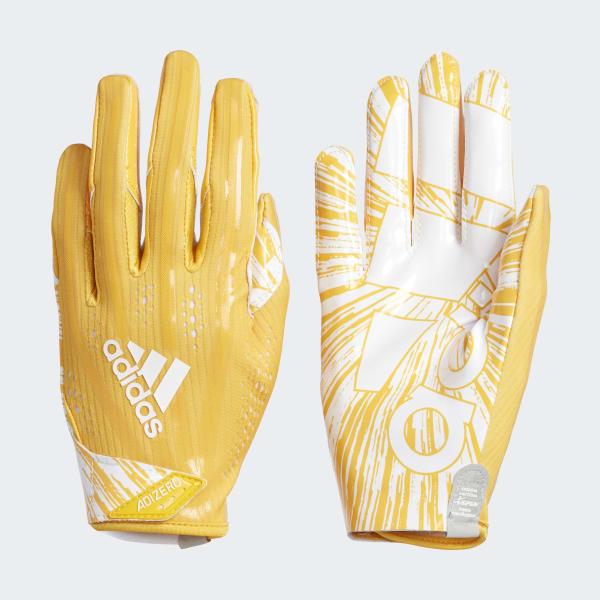 Adizero 5-Star 7.0 Gloves Yellow CJ7118