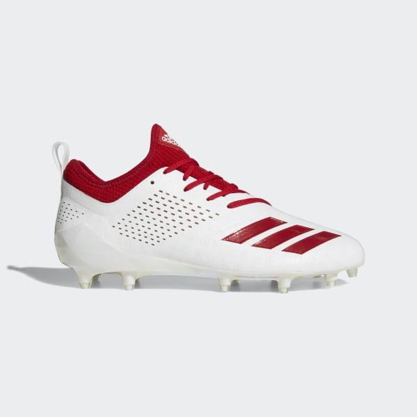 Adizero 5-Star 7.0 Cleats White D96751