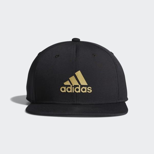 Emoji Snapback Hat Black CK2307