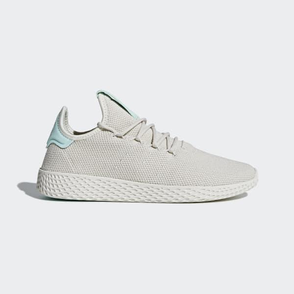 Pharrell Williams Tennis Hu Shoes Grey B41885
