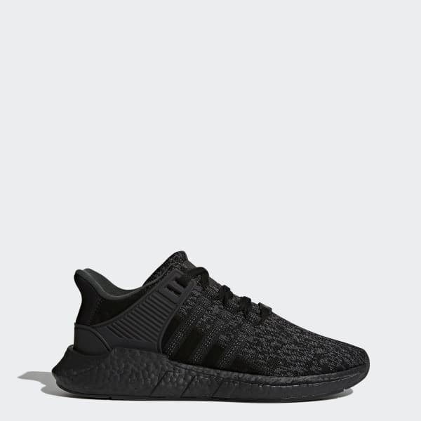 EQT Support 91/17 Shoes Black BY9512