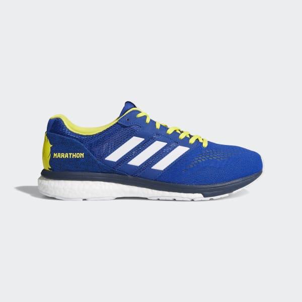 Adizero Boston 7 Shoes Blue BC0322