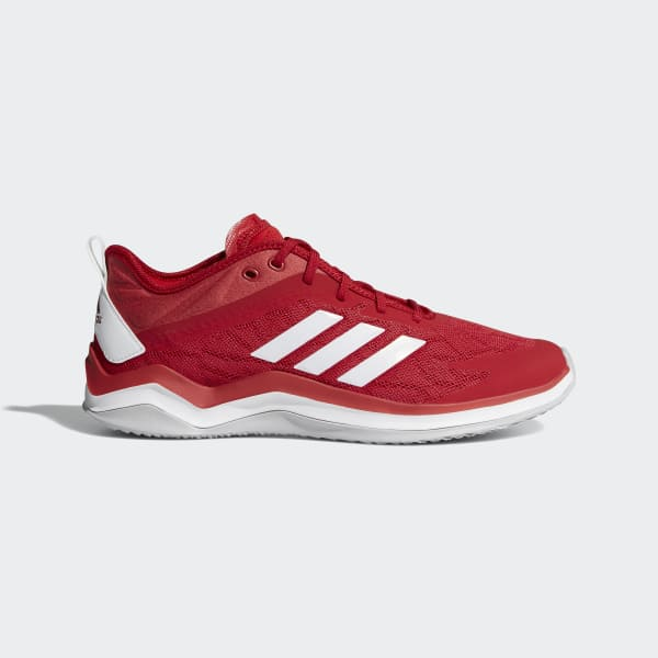 Speed Trainer 4 Shoes Red CG5136