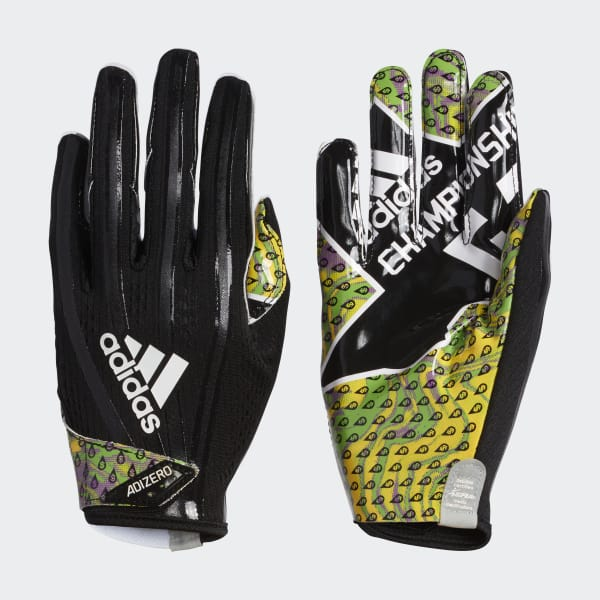 Adizero 5-Star 7.0 Emoji Texas Gloves Black CJ9095