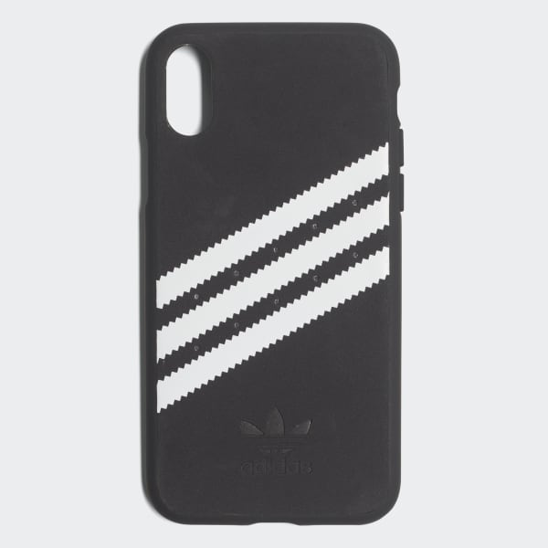 Moulded Case iPhone X Suede Black CJ1290