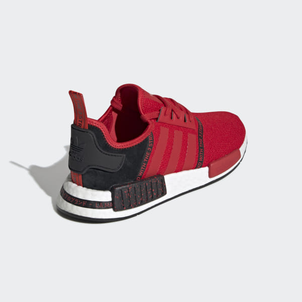 official photos 9d843 d5554 adidas NMD_R1 Shoes - Red | adidas US