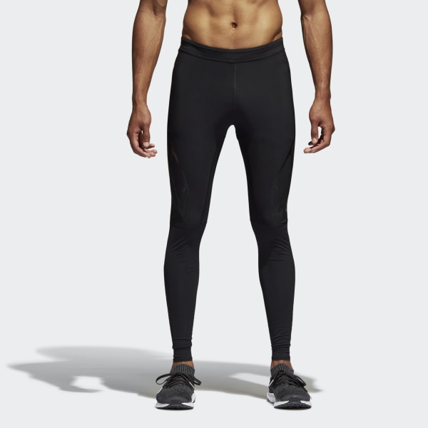 69997537bddc4 adidas adizero Sprintweb Long Tights - Black | adidas US