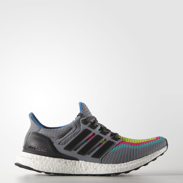 adidas Ultra Boost Shoes - Grey | adidas US