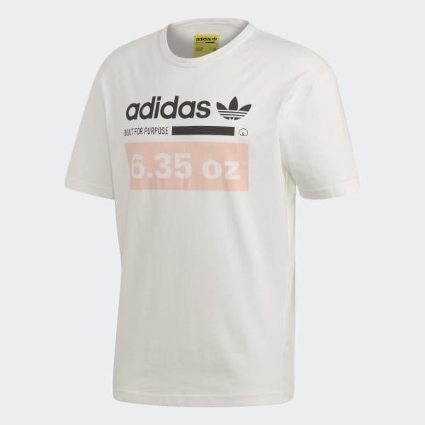 225fbab27bf Kaval T-Shirt Cloud White / Haze Coral DH4963