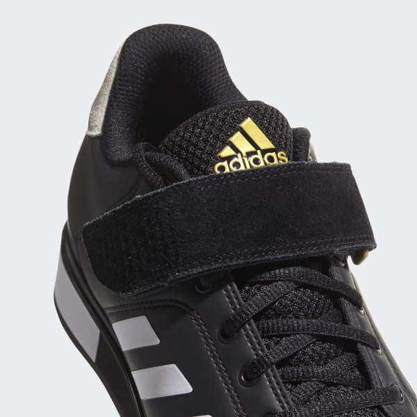 new style 849c0 d80e0 Power Perfect 3 Shoes Core Black   Ftwr White   Matte Gold BB6363