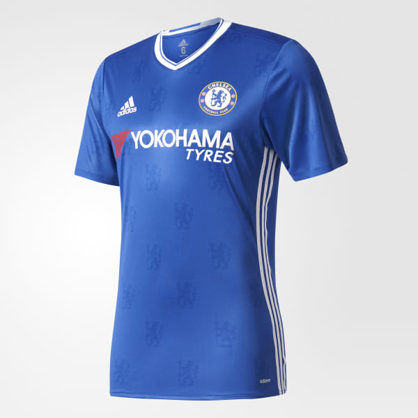 check out e33b4 486c4 adidas Chelsea FC Home Authentic Jersey - Blue | adidas US