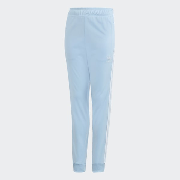 6c8f616b43c adidas SST Tracksuit Bottoms - Blue | adidas UK