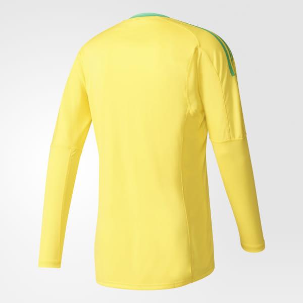 b4881a21629 Revigo 17 Goalkeeper Jersey Bright Yellow   Energy Green AZ5396